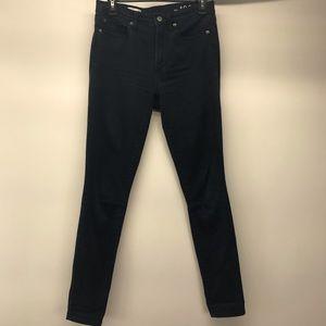 GAP 1969 High Rise Skinny Jeans 28